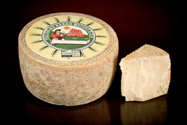Pecorino Sardo Cheese P.D.O