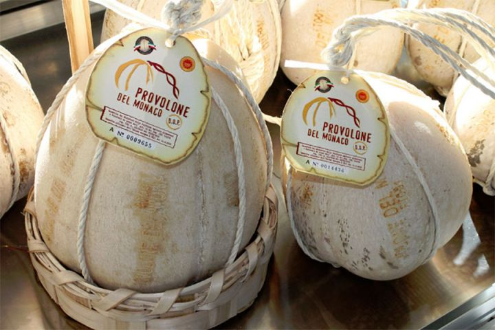 Provolone of Monaco Cheese P.D.O.