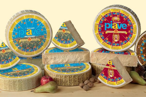 Piave Cheese P.D.O.