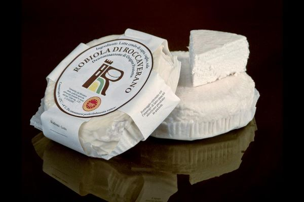 Robiola of Roccaverano Cheese P.D.O.