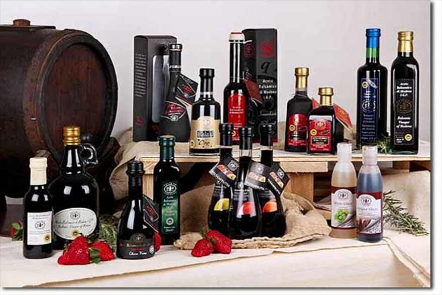 Balsamic Vinegar of Modena P.G.I.